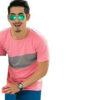 Pink, T-Shirt for Men