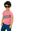 Pink, T-Shirt for Boys