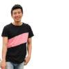 Black, T-Shirt for Men